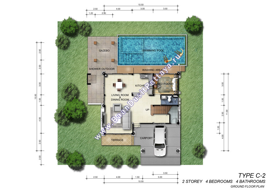 Houses Plan -