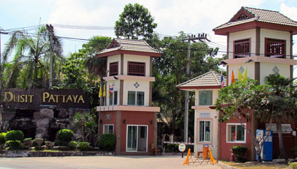 Baandusit Pattaya Village 1